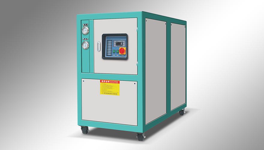工业冷水机(水冷)