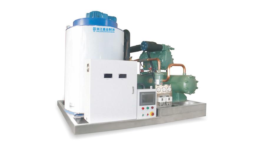 中型工业片冰机