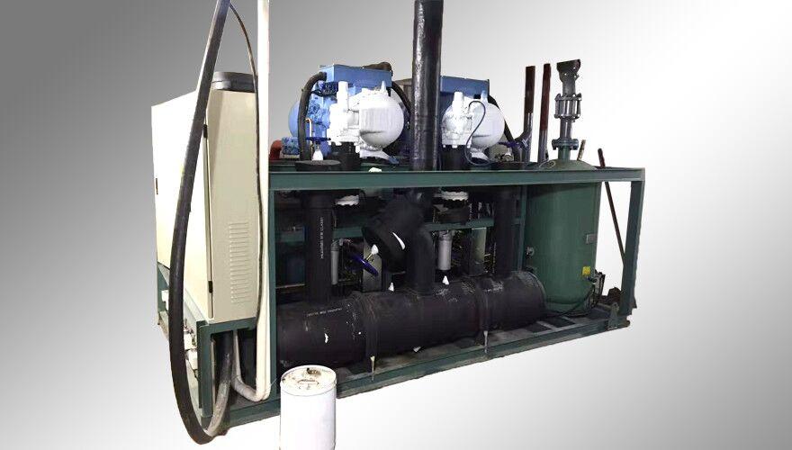 盐水池块冰机制冷机组